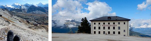 Image de randonnée la Bella Tola